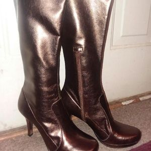 Gianni Bini below knee boots